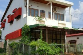 4 Bedroom Townhouse for sale in Sikhottabong, Vientiane