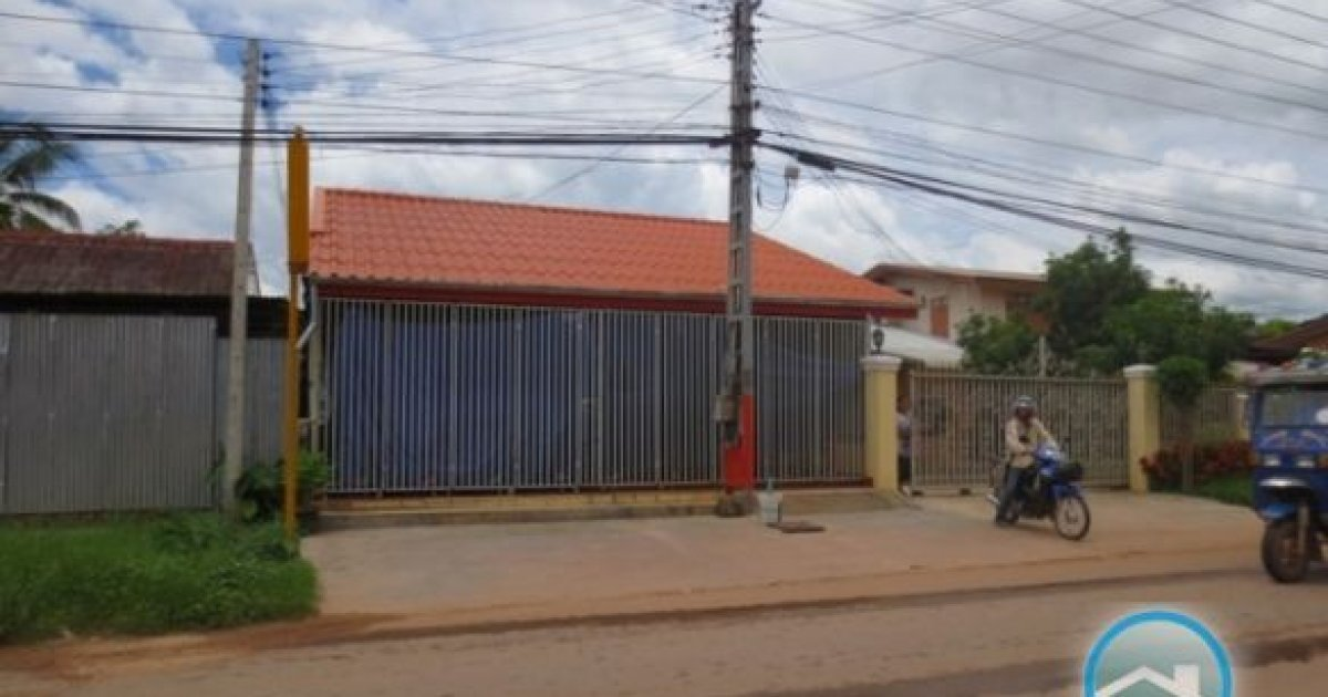 2 bed house for rent in sikhottabong vientiane 500 for Rent a house la