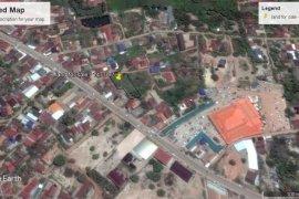 Land for sale in Vientiane