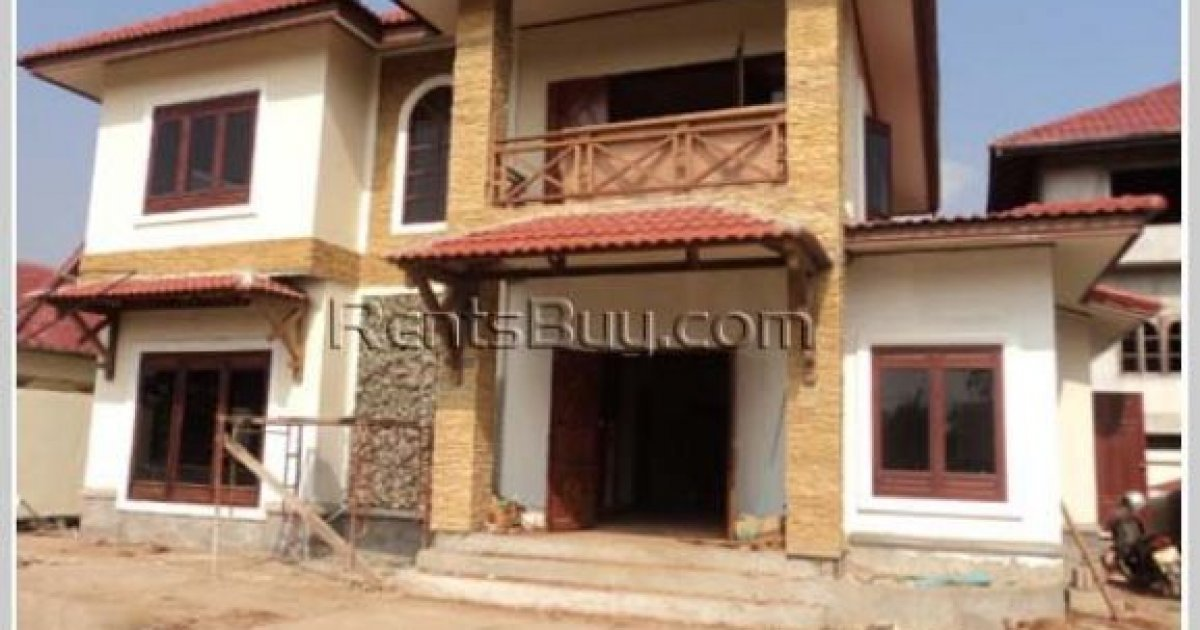bed house for rent in xaysetha attapeu 1 300 20738 dot property