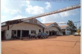 Warehouse and factory for sale in Xaysetha, Attapeu