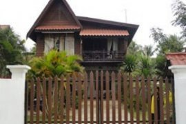 House for sale in Sisattanak, Vientiane