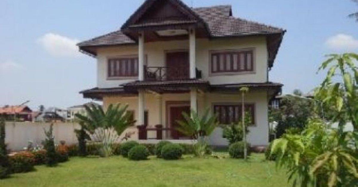 bed house for rent in sisattanak vientiane 1 200 31490 dot