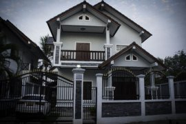 4 Bedroom House for rent in Vientiane