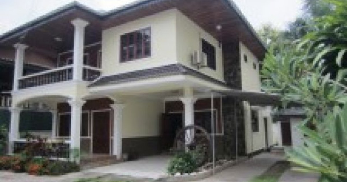 3 bed house for rent in chanthabuly vientiane 1 000 for Rent a house la
