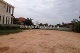 Land for sale in Meuang Va Thong, Sikhottabong