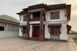 4 Bedroom House for rent in Sikhottabong, Vientiane