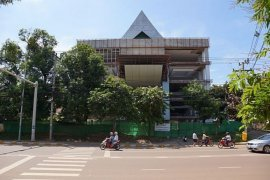 Hotel and resort for sale in Xaysetha, Vientiane