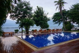24 bedroom hotel and resort for sale in Pathoomphone, Champasak