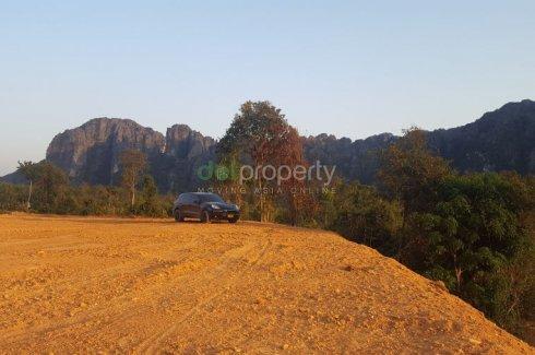 Land for rent in Vientiane